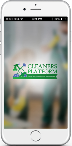 Cleaners Plateform